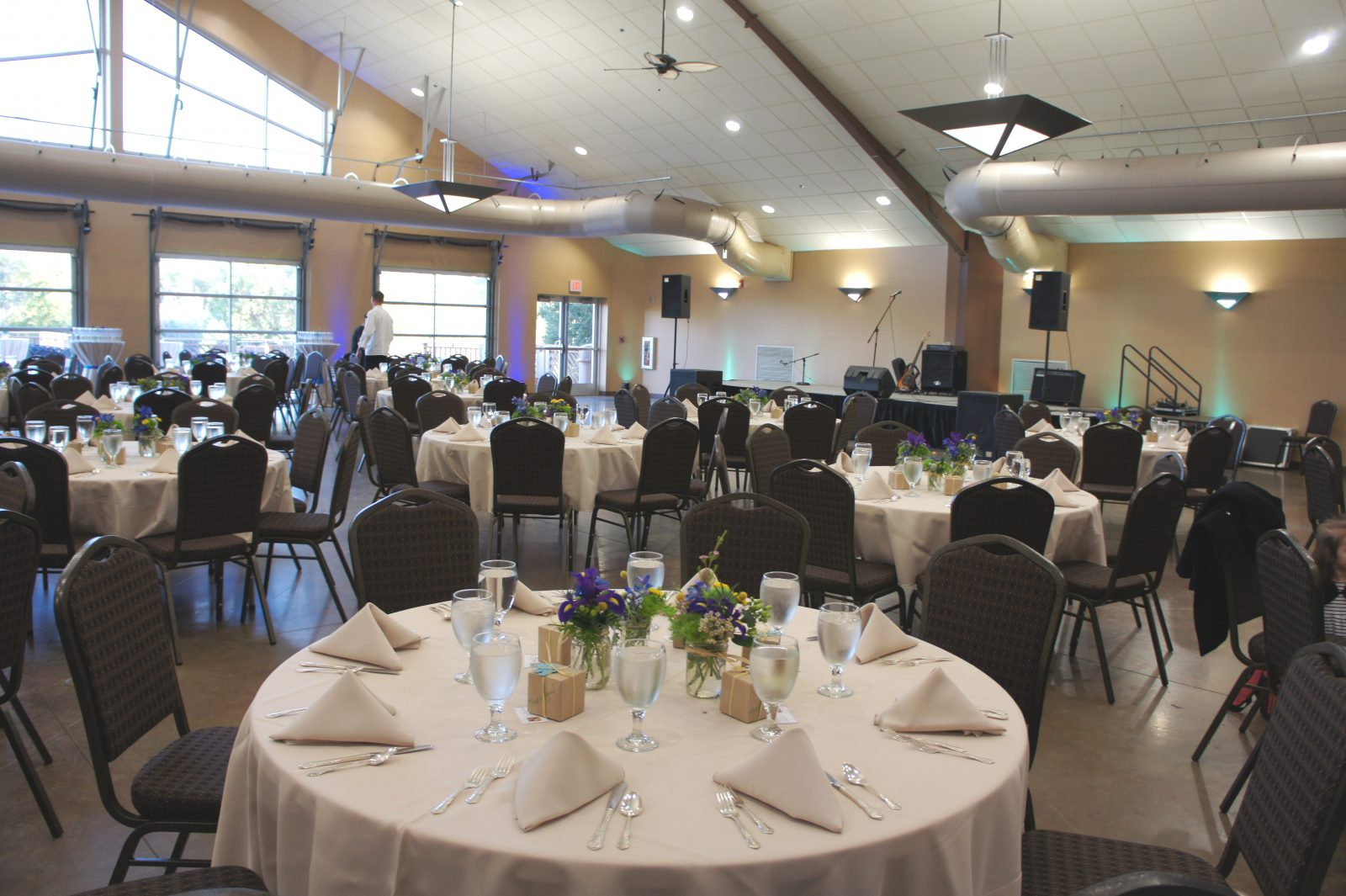 Weddings H A Chapman Event Lodge