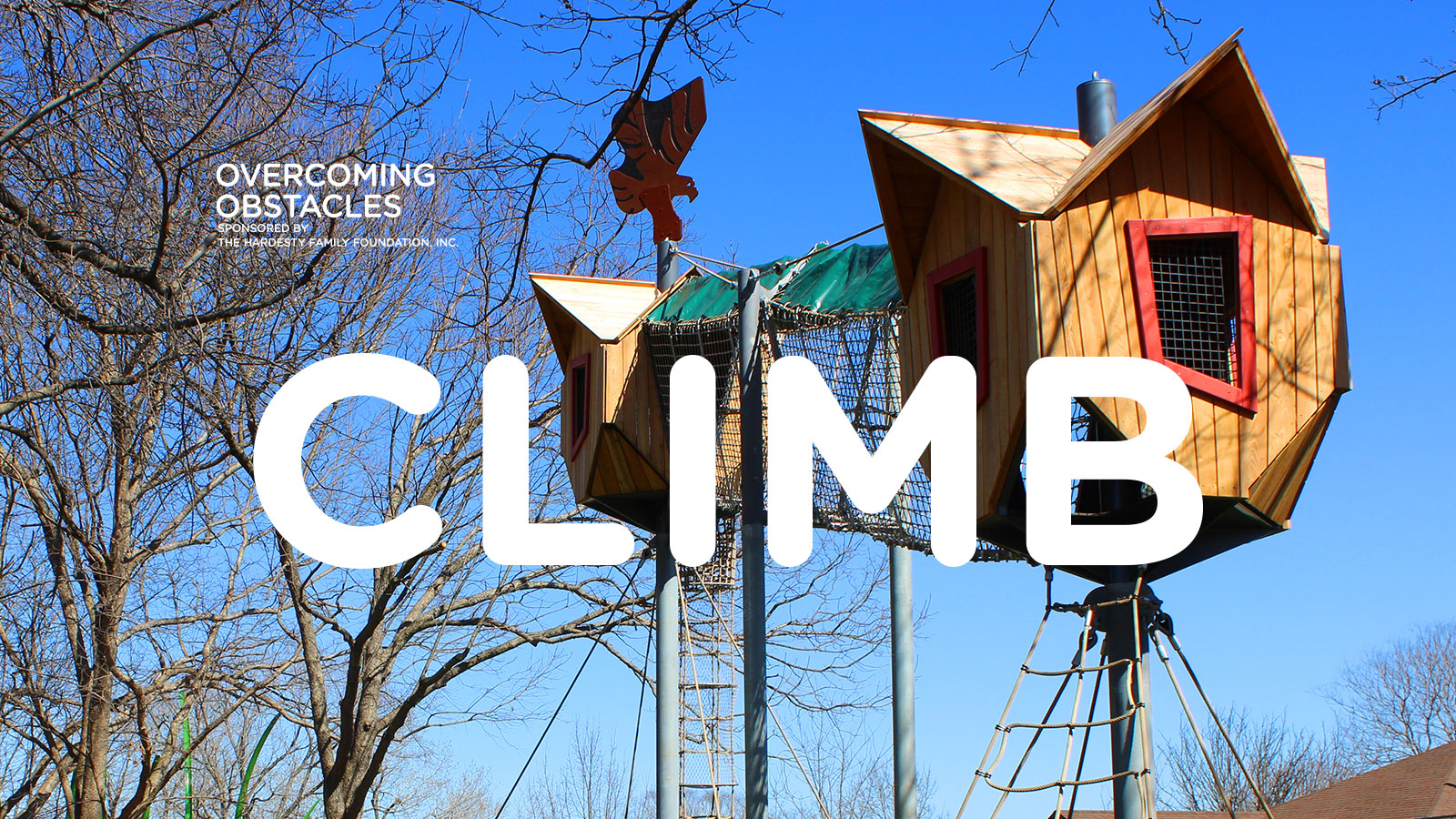 climbing playground equipment
