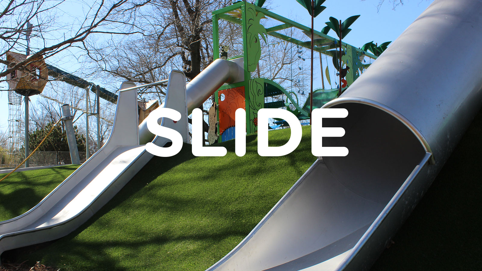 slide playground equipment